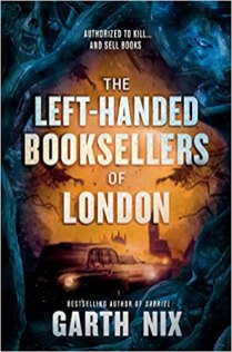 left handed booksellers of london by garth nix