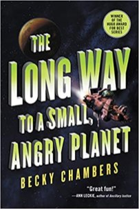 long way to a small angry planet by becky chambers