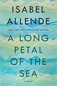 long petal of the sea by isabel allende