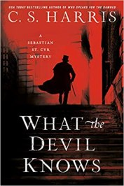 what the devil knows by cx harris