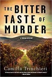 bitter taste of murder by camilla trinchieri
