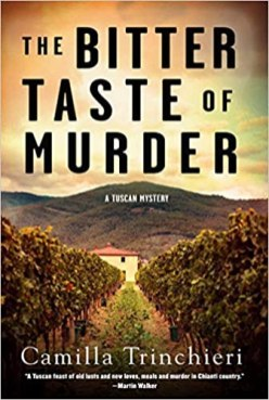 bitter taste of murder by camilla trinchieri