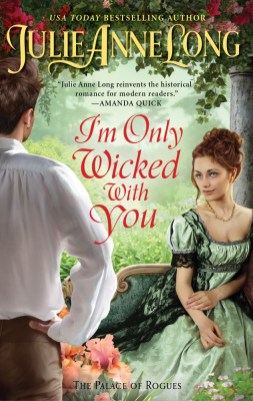 im only wicked with you by julie anne long