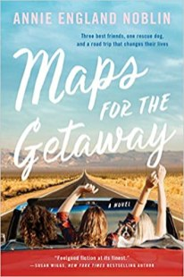 maps for the getaway by annie england noblin