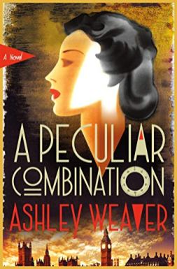 peculiar combination by ashley weaver
