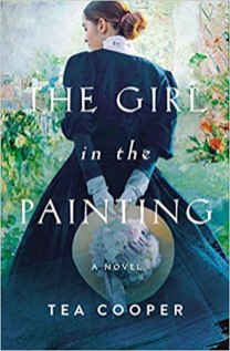 girl in the painting by tea cooper