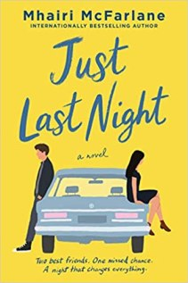 just last night by mhair mcfarlane