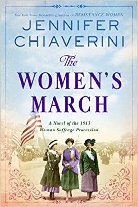 womens march by jennifer chiaverini