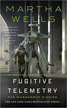 fugitive telemetry by martha wells