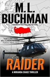 raider by ml buchman