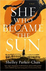 she who became the sun by shelley parker chan