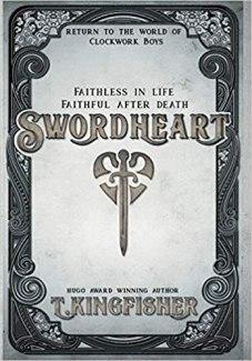 swordheart by t kingfisher