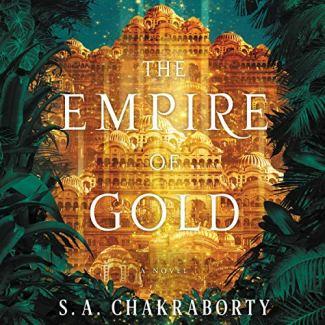 empire of gold by sa chakraborty audio