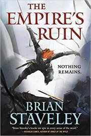 empires ruin by brian staveley