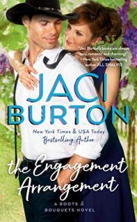 engagement arrangement by jaci burton