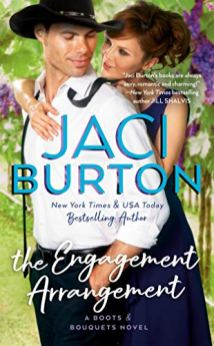 engagement arrangement by jaci burton