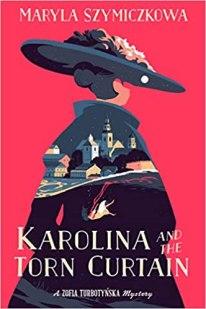 karolina and the torn curtain by maryla szymiczkowa
