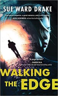 walking the edge by sue ward drake