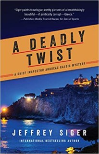 deadly twist by jeffrey siger