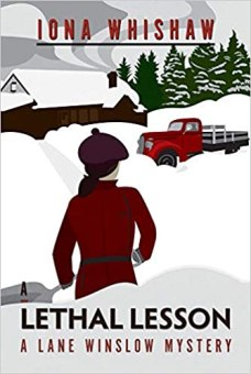 lethal lesson by iona whishaw