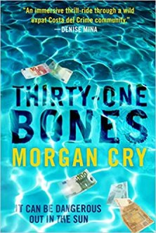 thirty one bones by morgan cry