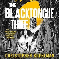 blacktongue thief by christopher buehlman audio