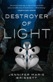 destroyer of light by jennifer marie brissett
