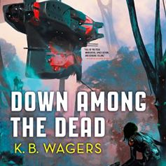 down among the dead by kb wagers audio