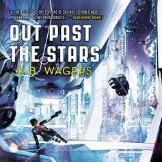 out past the stars by kb wagers audio