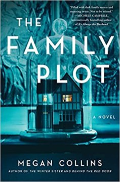 family plot by megan collins