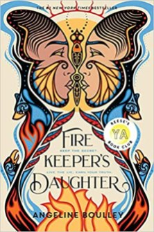 firekeepers daughter by angeline boulley