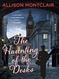 haunting of the desks by allison montclair