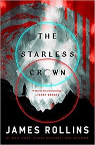 starless crown by james rollins