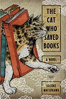 cat who saved books by sosuke natsukawa