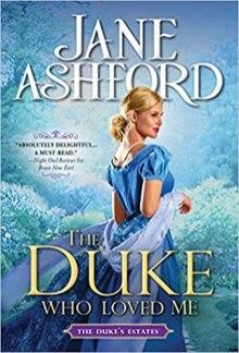 duke who loved me by jane ashford