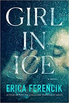 girl in ice by erica ferencik