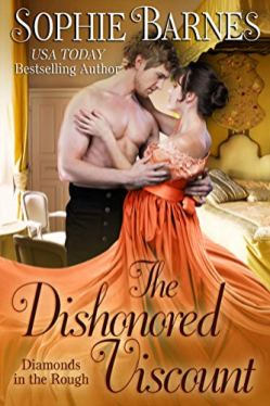 dishonored viscount by sophie barnes