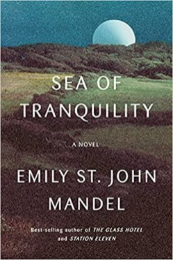 sea of tranquility by emily st john mandel