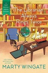 librarian always rings twice by marty wingate