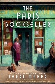 paris bookseller by kerri maher