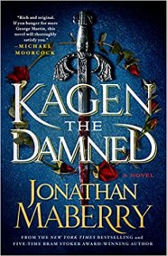 kagen the damned by jonathan maberry