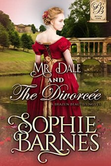 mr dale and the divorcee by sophie barnes