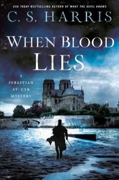 when blood lies by cs harris