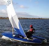 Topper dinghy