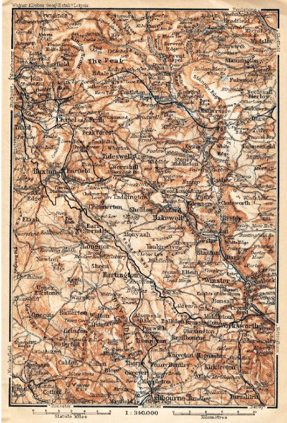map-derbyshire