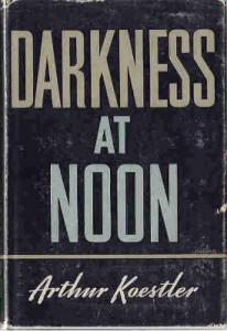 1st US edition of Darkness at Noon, 1941