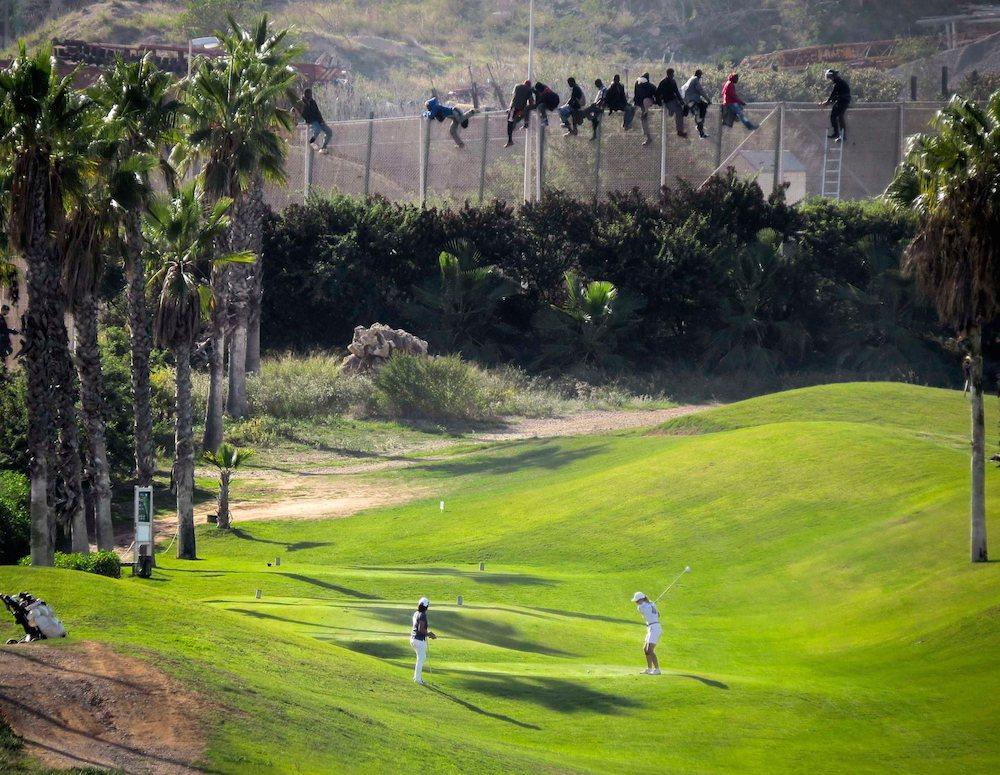 Znalezione obrazy dla zapytania melilla golf course