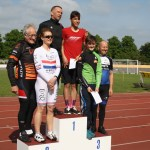 Podium - Ladies and U16s