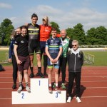 Podium - Seniors and Juniors, with Sean Bannister
