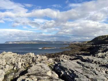 Der Firth of Durness im Norden Schottlands. Hier endet die Welt.